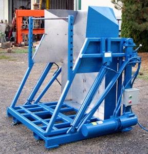 Tote Dumper - Nursery Equipment Aumsville Oregon